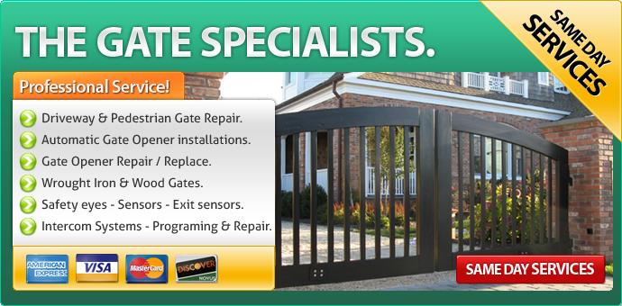 Gate Repair Moorpark CA